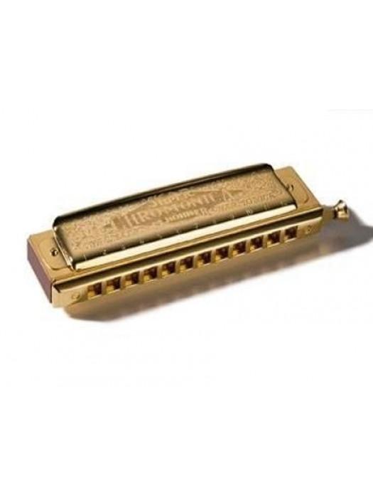 HOHNER 270/48 C CHROMONICA GOLD ORGLICE