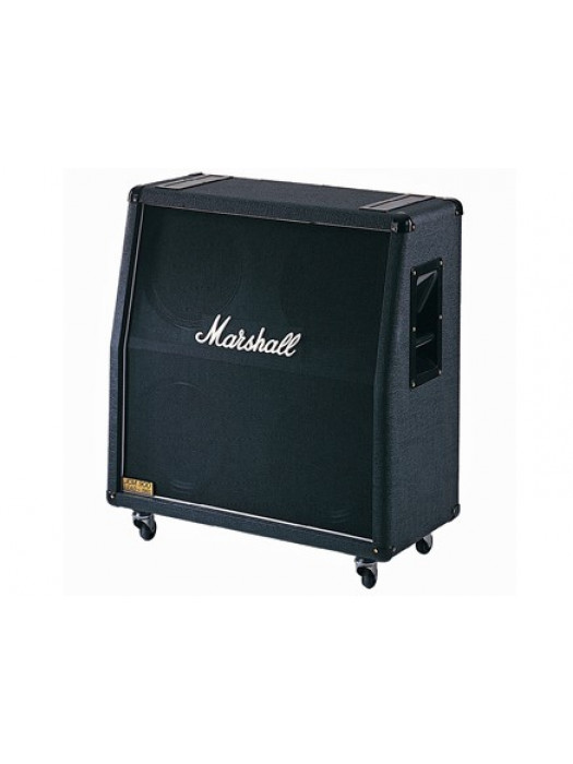 MARSHALL 1960A 300W 4X12 MONO / STEREO ANGLED CABINET