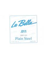 Struna za akustično/električno kitaro LA BELLA 011
