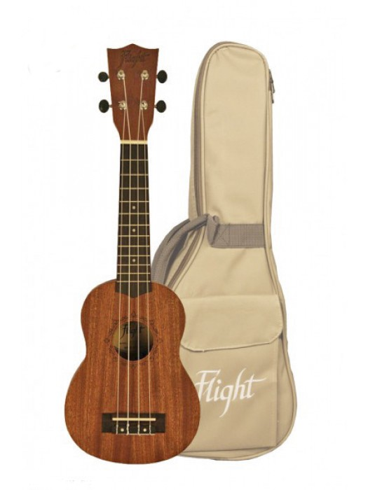 FLIGHT NUS310 SOPRANO UKULELE S TORBO