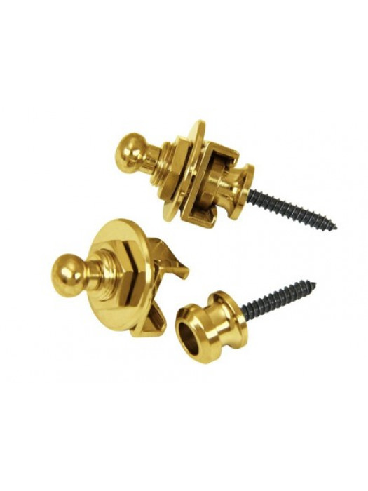 SCHALLER SECURITY LOCK GOLD