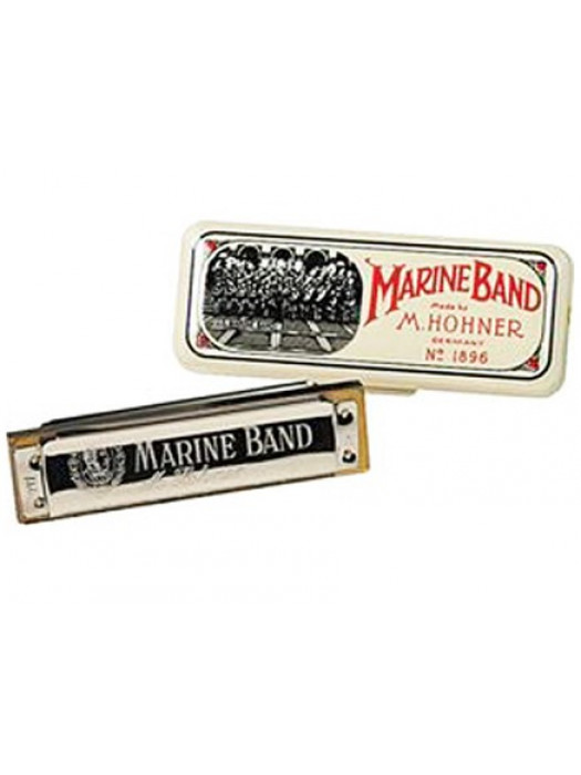 HOHNER ORGLICE 1896/20F#m MARINE BAND