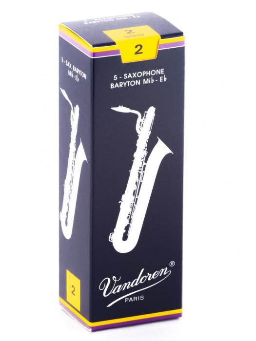 VANDOREN SR242 TRADITIONAL 2 jeziček za bariton saksofon
