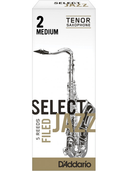 RICO RSF05TSX2M SELECT JAZZ 2M jeziček za sopran saksofon