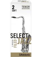 RICO RSF05TSX2S SELECT JAZZ 2S jeziček za tenor saksofon