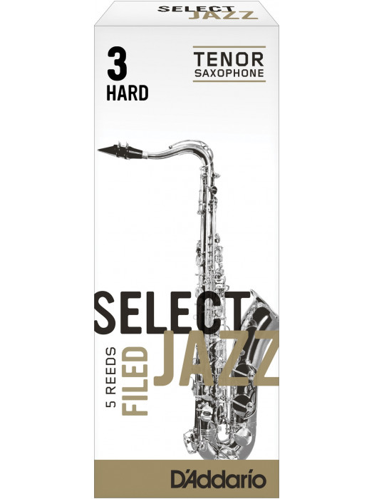 RICO RSF05TSX3H SELECT JAZZ 3H jeziček za tenor saksofon