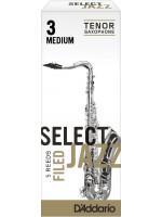 RICO RSF05TSX3M SELECT JAZZ 3M jeziček za tenor saksofon
