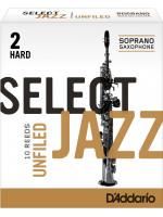 RICO RSF10SSAX2H SELECT JAZZ 2H jeziček za sopran saksofon