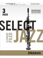 RICO RSF10SSX3H SELECT JAZZ 3H jeziček za sopran saksofon