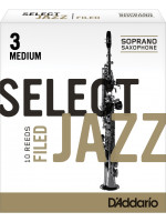 RICO RSF10SSX3M SELECT JAZZ 3M jeziček za sopran saksofon