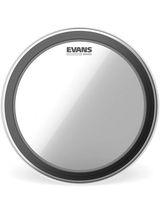 EVANS BD22EMAD EMAD BASS BATTER CLEAR OPNA 22˝