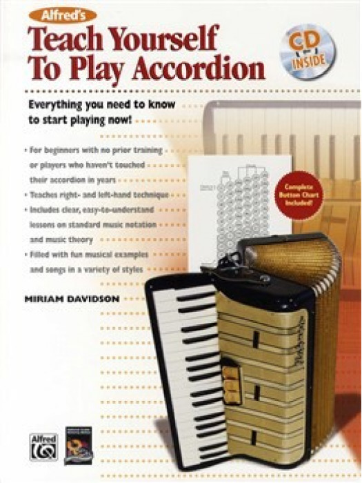 TEACH YOUR SELF TO PLAY ACCORDION