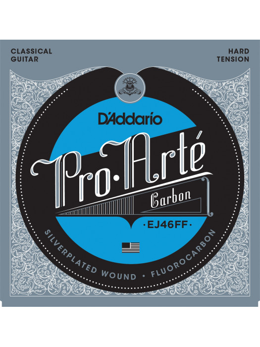 DADDARIO EJ46FF PRO-ARTE DYNA/CARBON HARD 24-46