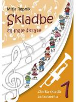 REPNIK:ZBIRKA SKLADB ZA TROBENTO 1 CD