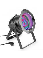 CAMEO PAR 56 CAN RGB10BS - 108 X 10 MM LED RGB PAR LUČ V ČRNEM OHIŠJU