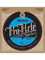 DADDARIO EJ51 PRO ARTE STRUNE ZA KLASIČNO KITARO RECORDING 29-42