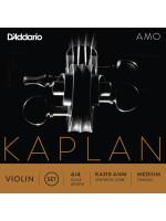DADDARIO KA31044M KAPLAN AMO STRUNE ZA VIOLINO 4/4 MEDIUM