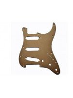 FENDER PICKGUARD STD STRAT GOLD