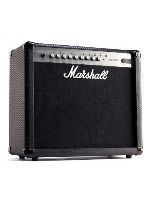 MARSHALL MG101CFX 100W 1 X 12 GUITAR COMBO WITH REVERB & DSP EFFECTS