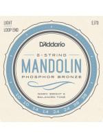 DADDARIO EJ73 STRUNE ZA MANDOLINO PB LIGHT 10-38