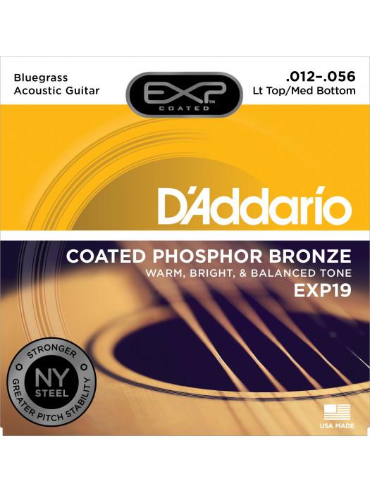 DADDARIO EXP19 STRUNE PB BLUEGRASS 12-56