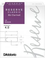 RICO DCT1040 RESERVE Bb KLARINET JEZIČKI 4.0