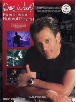 DAVE WECKL EXERCISES FOR NATURAL PLAYING BK/CD