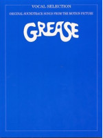 GREASE MOVIE VOCAL SELECTIONS PVG BK