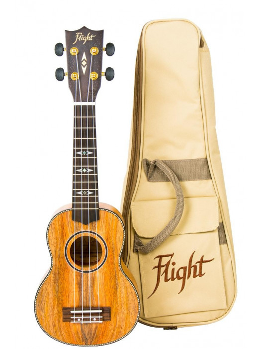 FLIGHT DUS450 MAN/MAN SOPRAN UKULELE