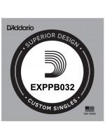 DADDARIO EXPPB032 COATED PHOSPHOR BRONZE POSAMEZNA STRUNA 032