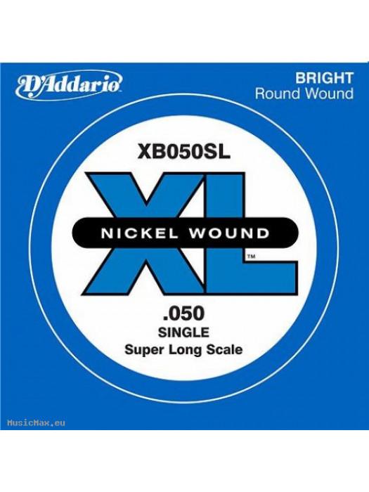 DADDARIO XB050SL POSAMEZNA STRUNA BASS SUPER LONG 050