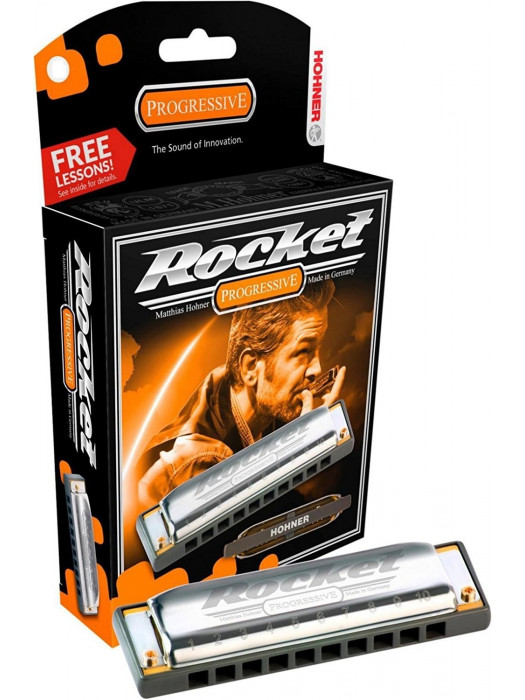 HOHNER 2015/20 Bb ROCKET AMP ORGLICE