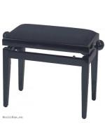 GEWA PIANO BENCH BLACK MATT