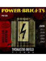 THOMASTIK PB109 POWER BRIGHTS STRUNE ELEKTRIČNA KITARA 9-42