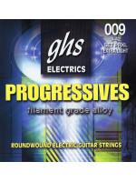 GHS PRXL PROGRESSIVES STRUNE ZA ELEKTRIČNO KITARO 9-42