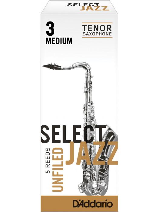 RICO RRS05TSX3M SELECT UNIFILE 3M jeziček za tenor saksofon