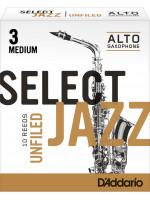 RICO RRS10ASX3M SELECT UNIFILED 3M jeziček za alt saksofon