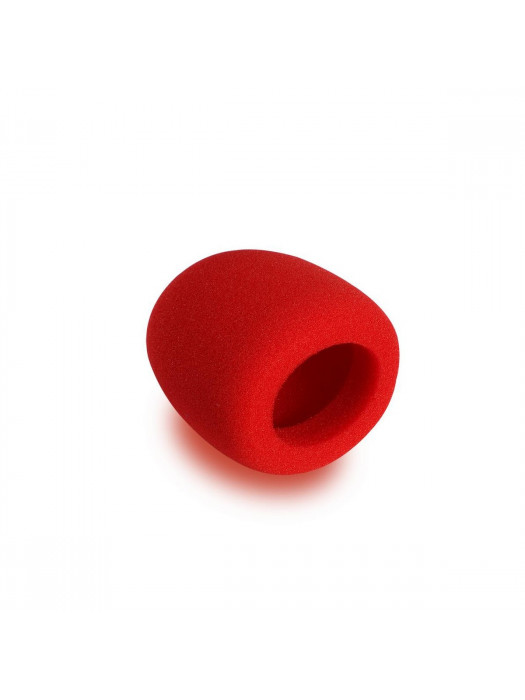 OSS ASWS58 -R GOBICA ZA MIKROFON RED