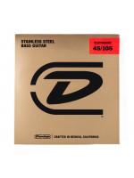 DUNLOP DBFS45105 BASS FLAT MED-4