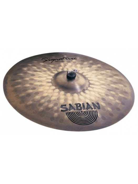 SABIAN SIGNATURE FIERCE 20˝ RIDE ČINELA