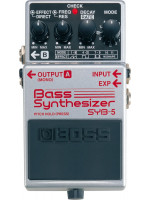 BOSS SYB5 BASS SYNTH PEDAL