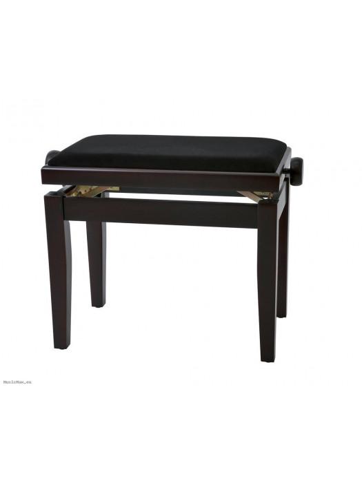 GEWA PIANO BENCH ROSEWOOD MATT