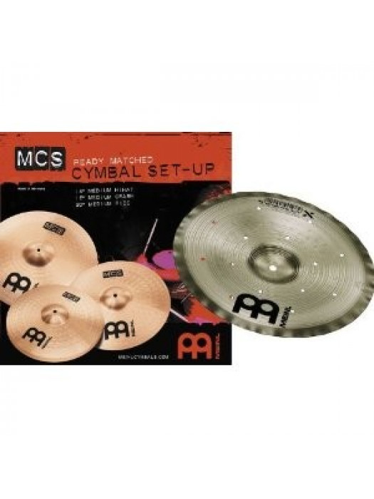 MEINL MCS 14/16/20 CHINA SET ČINEL