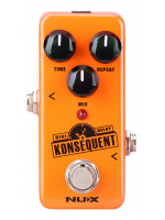 NUX KONSEQUENT DIGITAL DELAY EFEKT PEDAL