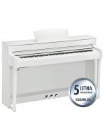 YAMAHA CLP- 635WH DIGITALNI PIANINO BEL