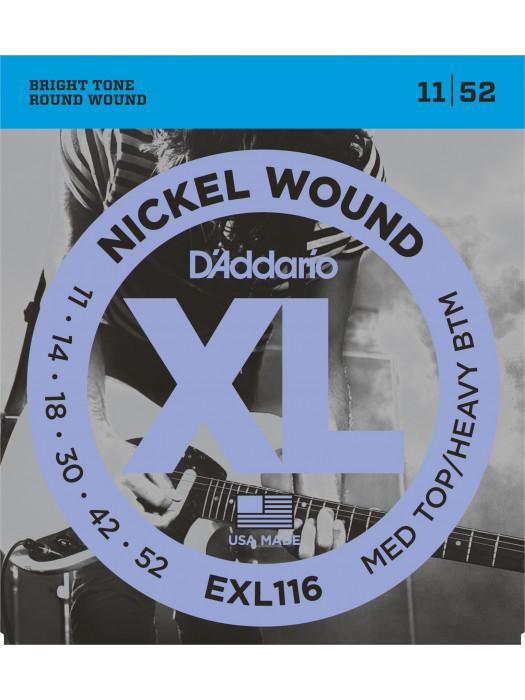 DADDARIO EXL116 STRUNE 11-52