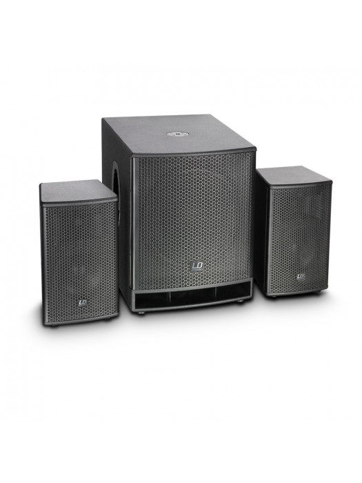 LD SYSTEMS DAVE 18 G3 COMPACT 18 ACTIVE PA SYSTEM
