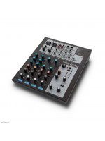 LD SYSTEMS VIBZ 6 D 6 CHANNEL MIXING CONSOLE WITH DFX