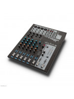 LD SYSTEMS VIBZ 8 DC 8 CHANNEL MIXING CONSOLE WITH DFX AND COMPRESSOR
