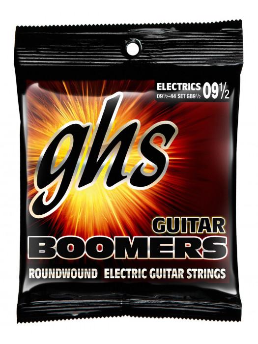 GHS GB10 1/2 BOOMERS STRUNE ZA ELEKTRIČNO KITARO 10.5-48